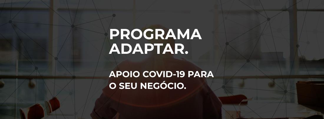 Portal WEB, uma solução com o apoio do Programa ADAPTAR